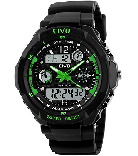 CIVO QI-0931-Green NEW