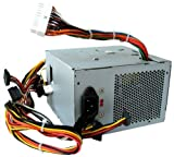 Dell KH624 375watt Power Supply PSU Power Brick For Dimension 9200, XPS 410, 420, 430, Precision Workstation T3400 Desktop (DT) Systems, Compatible Dell Part Number: PH344, Other Part Numbers: PS-6371-1DF2-LF, Compatible Model Numbers: N375P-00, L375P-00