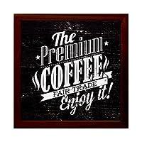 JIG ヴィンテージ サイン フレーム Coffee 7 ZSF-52040