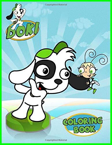 Doki Coloring Book