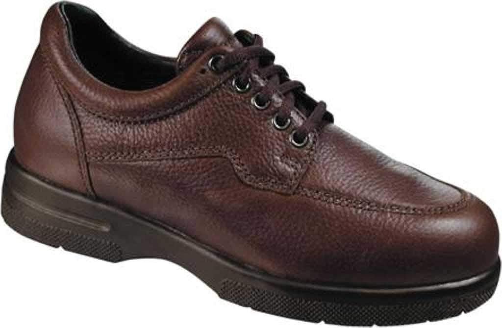 Drew Walker Ii - Men's Lace Oxford Shoe Brown - 15 Wide