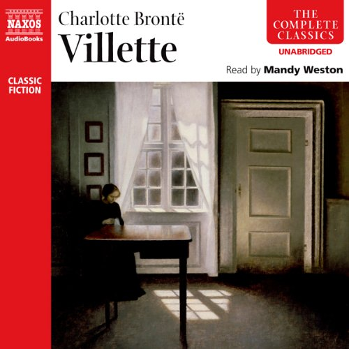 Villette Audiobook By Charlotte Brontë cover art