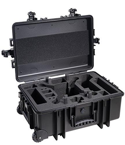 B&W outdoor.cases Typ 6700 mit DJI Phantom 2 Vision+ Inlay - Das Original