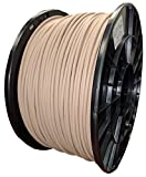MG Chemicals Wood 3D Printer Filament, 2.85mm, 1 Kg (2.2 lbs.) - Wood (WOOD30W1)