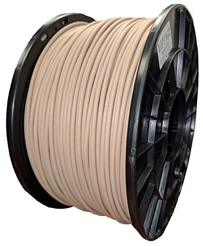 MG Chemicals Wood 3D Printer Filament, 2.85mm, 1 Kg (2.2 lbs.) - Wood (WOOD30W1)