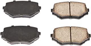 Front Ceramic Brake Pad Set Fits 02-2003 2004 Suzuki XL-7 1999-2005 Grand Vitara