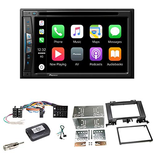 Pioneer z610bt Navegación CarPlay USB CD DVD Bluetooth MP3WMA Radio de Coche de 2DIN naviceiver OHG–para Mercedes Sprinter W906Crafter