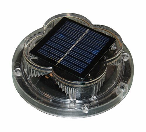 TaylorMade Products 46109 Marine Solar Dock Light