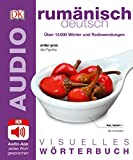 Visuelles Wörterbuch Rumänisch Deutsch: Mit Audio-App - Jedes Wort gesprochen