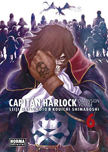 Capitán Harlock Dimensional Voyage 6