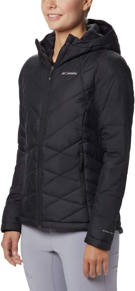 Columbia Women's Heavenly Hooded Winter Jacket