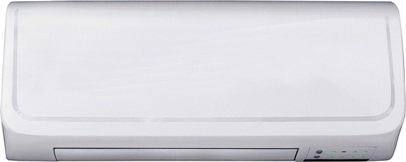 Domair EU1GIO Gio - Calefactor cerámico de pared (2000 W, con mando a distancia)