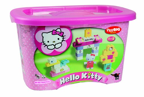 BIG - Play BIG Bloxx Hello-Kitty Spielbox