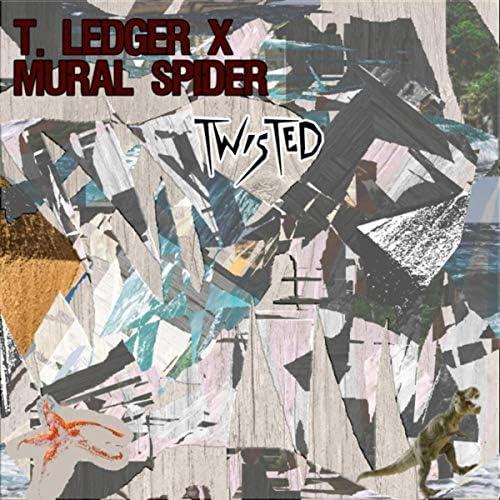 T. Ledger & Mural Spider