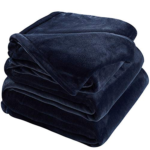 Sonoro Kate Fleece Blanket Soft Warm Fuzzy Plush Queen(90-Inch-by-90-Inch) Lightweight Cozy Bed...
