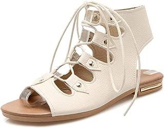 BalaMasa Womens ASL06772 Pu Fashion Sandals