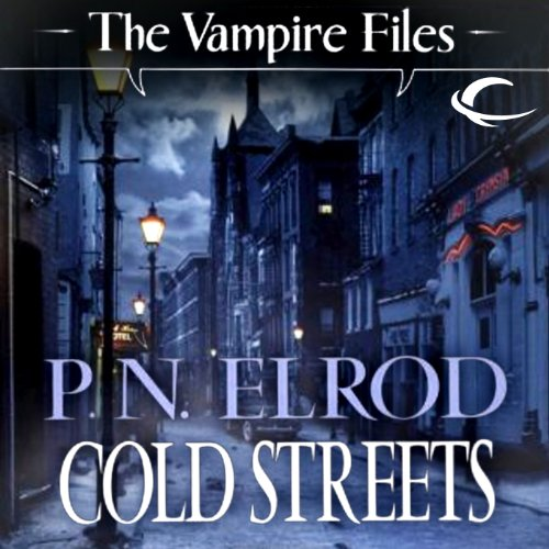 Cold Streets audiobook cover art