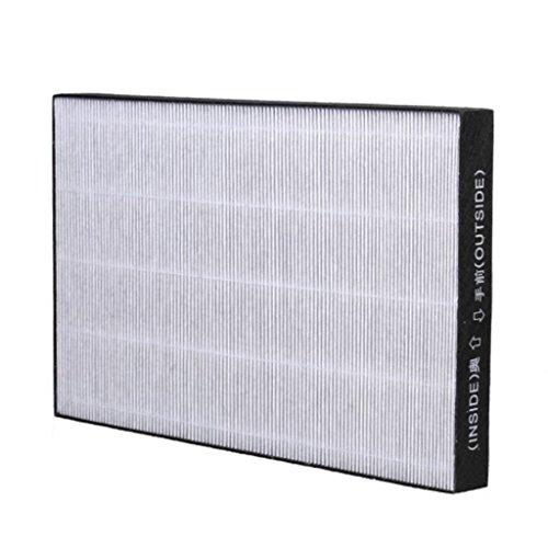 FLAMEER para La Limpieza del Polvo del Filtro De Reemplazo del Purificador De Aire De Sharp Y Desodorización