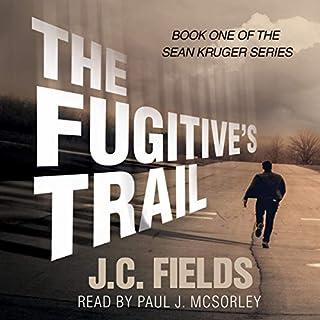 The Fugitive's Trail audiobook cover art