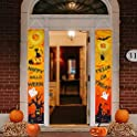 Windimiley Halloween Home Decor Large Hanging Banners