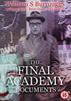 Final Academy Documents [DVD] [Import]