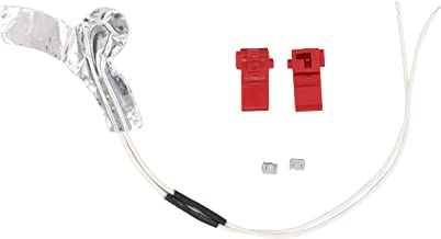 ApplianPar WR49X10173 Dispenser Water Tube Heater Kit for General Electric Hotpoint Kenmore fridge Refrigerator Valve AP4318572 PS1766223 1381601