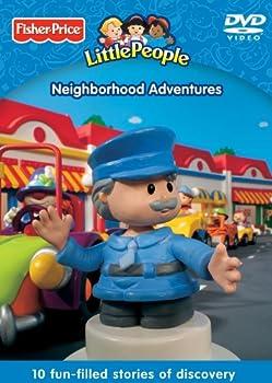 DVD Neighborhood Adventures Book