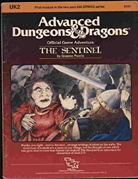 The Sentinel (Advanced Dungeons & Dragons module UK2) - Book  of the Advanced Dungeons and Dragons Module #C4
