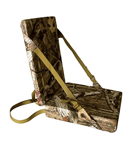 Northeast Products Thermaseat Self-Supporting Hunting Seat Cushion, Mossy Oak Break-Up Country (1620)