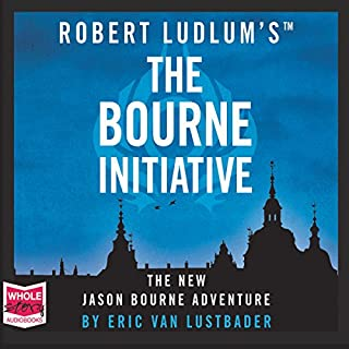 The Bourne Initiative                   By:                                                                                                                                 Eric Van Lustbader                               Narrated by:                                                                                                                                 Holter Graham                      Length: 13 hrs and 2 mins     6 ratings     Overall 4.5
