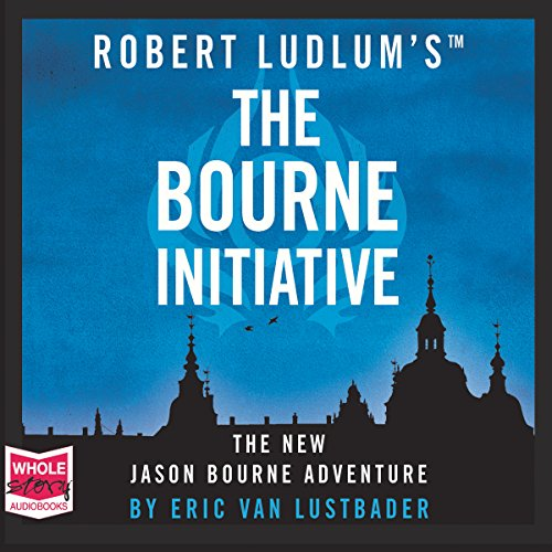 The Bourne Initiative cover art