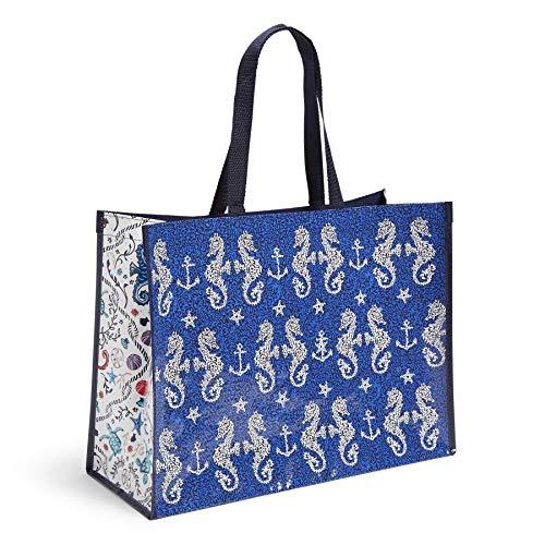 Vera Bradley Market Tote Bag, Seahorse Of Course