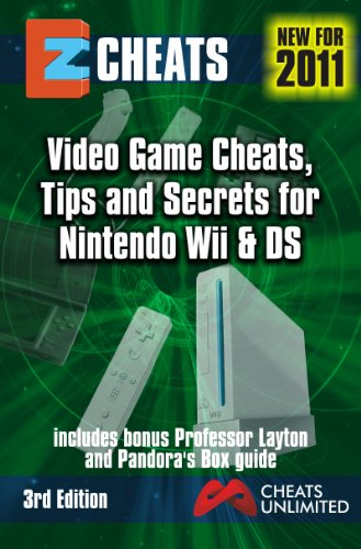 EZ Cheats Mario Kart, The Legend of Zelda: Twilight Princess, Metroid: Other M, Mario and Sonic at the Olympic (English Edition)