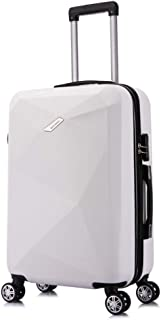 """Luggage,Trolley Case,Student Luggage,Carry on Luggage,Women&Men Trolley Suitcase with TSA Lock 20-24"""",A,20inches"""