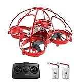ATOYX Mini Drone para Niños y Principiantes, AT-66D RC Drone Protección Integral, 3D Flips,Una...