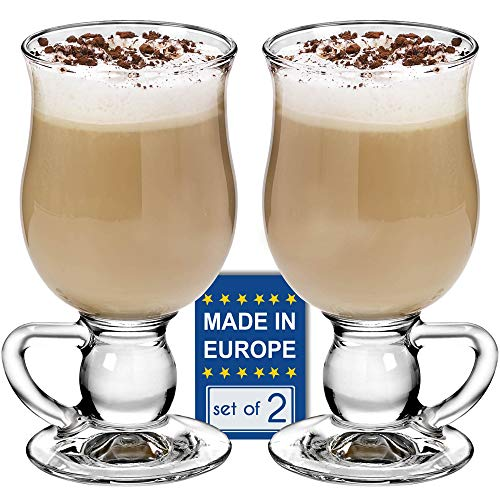 La mejor comparación de Vasos para café irlandés disponible en línea para comprar. 2