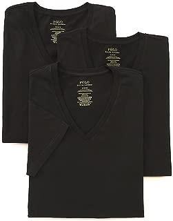 Men's Classic V-Neck Undershirts 3-Pack
