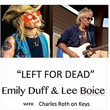 Left for Dead (feat. Charles Roth)