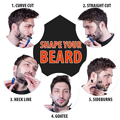 Beard shaving template _image3