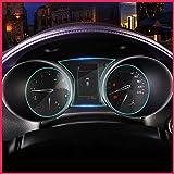 FANGPAN Auto Armaturenbrett Aufkleber Instrument Schreibtisch Schutzfolie Aufkleber, für Toyota C...