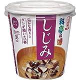 マルコメ カップ 料亭の味 しじみ 即席味噌汁 1食×6個