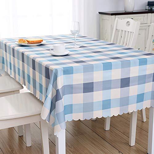 LYDCX Nappe en Coton Style Européen Nappe en Tissu Plaid Table Basse Nappe Nordique Serviette De Couverture