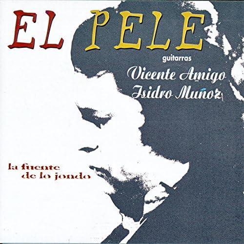 El Pele feat. Vicente Amigo & Isidro Muñoz