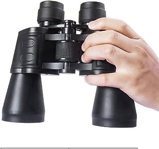 FANGFHOME télescope Jumelles 10x50 pour Adultes, Jumelles Professionnelles HD pour l'observation des Oiseaux, Voyage, Obse...