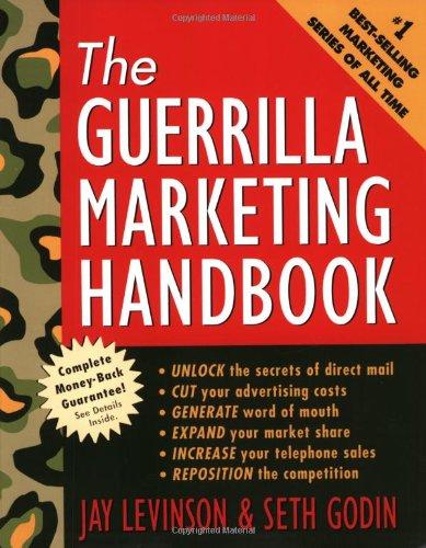 Download Guerrilla Marketing Handbook 0395700132