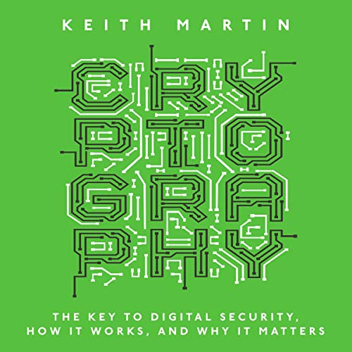 Cryptography cover art