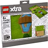 Lego Xtra Creator Park-Spielmatte 853842