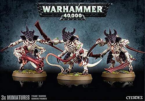 Games Workshop 99120106036' Tyranid Warriors
