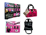 Juego de paquetes de belleza, kit completo y manicura de mano, color rosa, perfecto para bodas, cumpleaños, Navidad o aníVERSario.