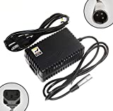 ACI Super Power Battery Charger (2.0A) with XLR Connector for Electric Scooters and Wheelchairs - Fit for Pride Mobility, Jazzy Power Chair, Drive Medical, Golden Technologies, Schwinn, Shoprider